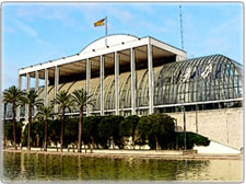 Concert Hall in Valencia