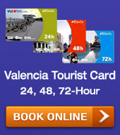 Buy Valencia Tourist Card