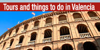 Tours and things to do in Valencia